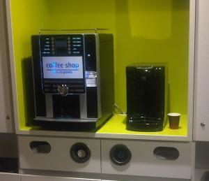 Rheavendors espressomachine